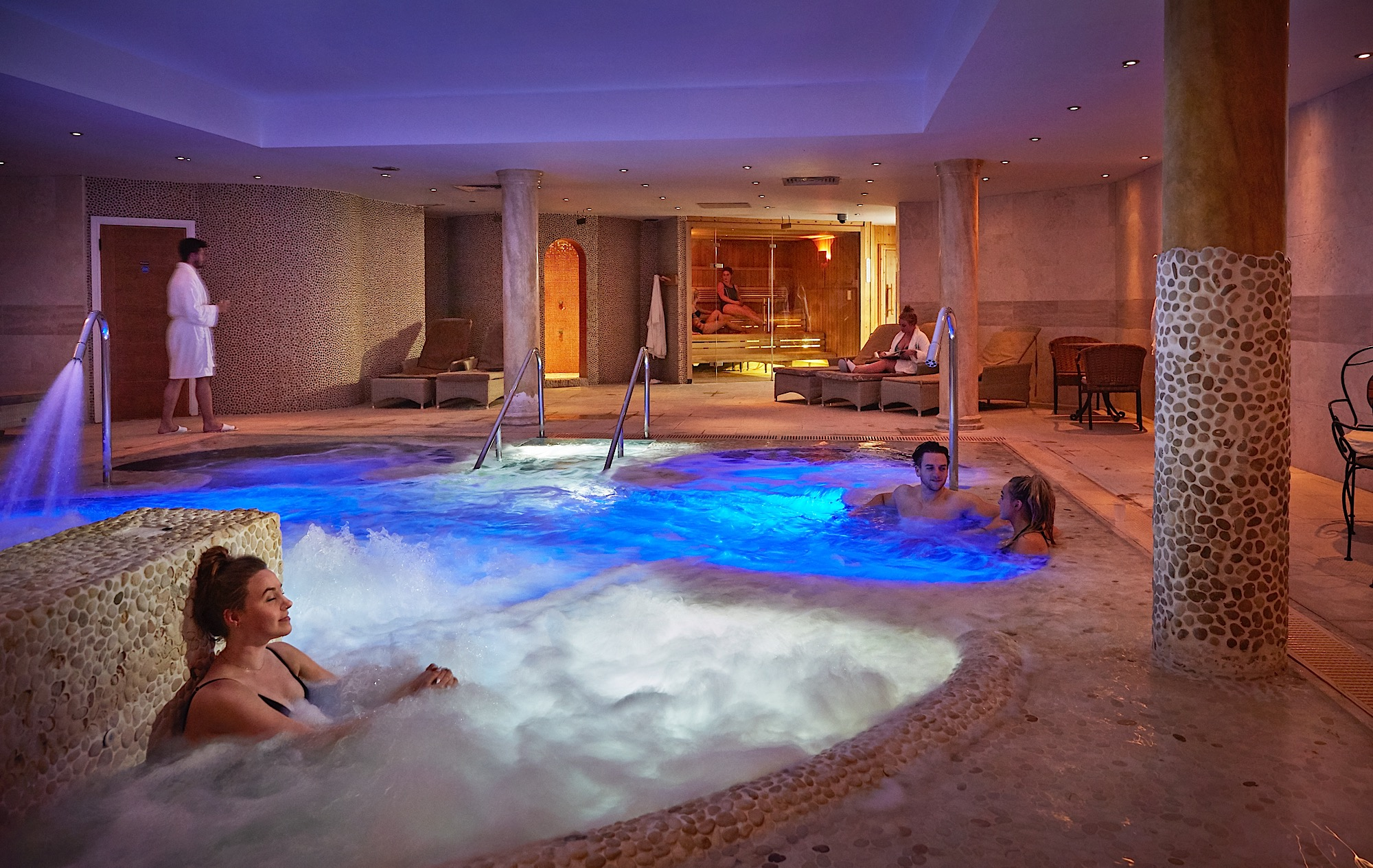 Other spa days at Lion Quays Hotel and Spa, Oswestry
